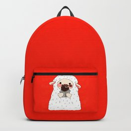 Chocolate Lamb Backpack