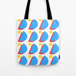 Drop Shadow Tote Bag
