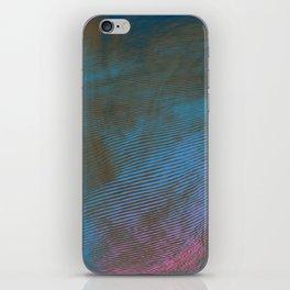 UNR4V3L iPhone Skin