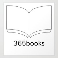 365books Art Print