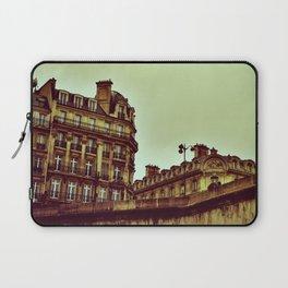 City of Love Laptop Sleeve