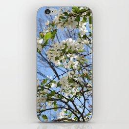 Crabapple Flowers 03 iPhone Skin
