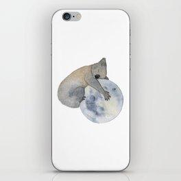 Sleeping Koala iPhone Skin