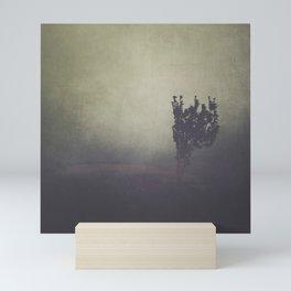 Purple Fog Mini Art Print