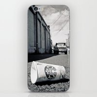 starbucks iPhone & iPod Skins featuring Starbucks dream by Vorona Photography