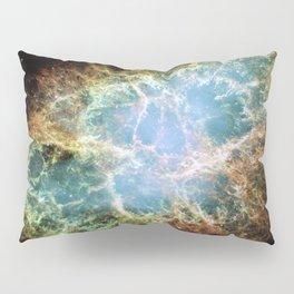Crab Nebula Pillow Sham