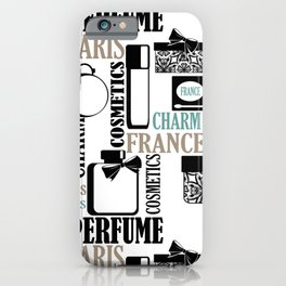 For charming ladies. iPhone Case