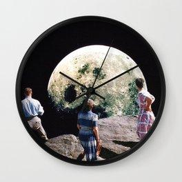 It's Beautiful Clark Wall Clock