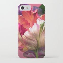 Tulip Mania iPhone Case