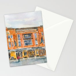 The Golden Sheaf Hotel Stationery Cards
