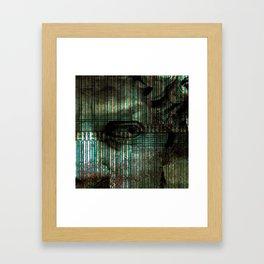 APOLLON Framed Art Print