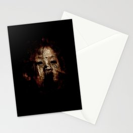 Born in a Burial Gown Stationery Cards