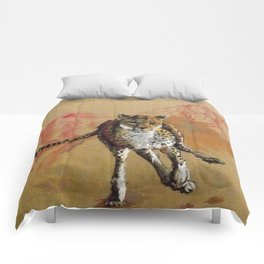 Cheeta Comforters