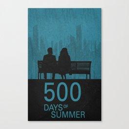 Days of Summer Canvas Print
