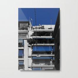 Blue tones Metal Print