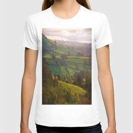Early Morning Glory T-shirt