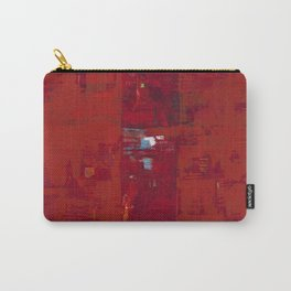 Red Solomon Carry-All Pouch