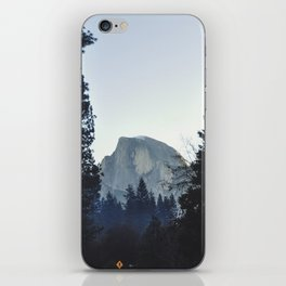 Half Dome iPhone Skin