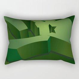 All Star B Rectangular Pillow