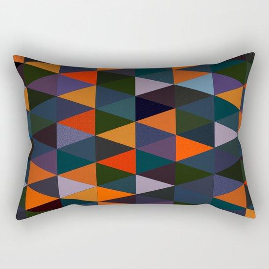 Abstract #273 Rectangular Pillow