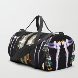 Wormhole #3 Duffle Bag
