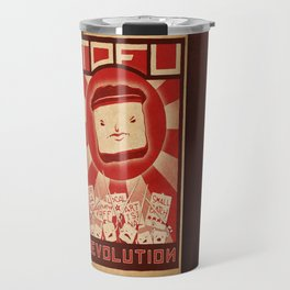 Tofu Revolution Travel Mug
