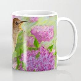 Spring nightingale Coffee Mug