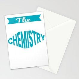 The Legendary Chemistry Teacher Retirement Gift Design Stationery Cards