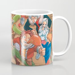 Fairy Tail Coffee Mug