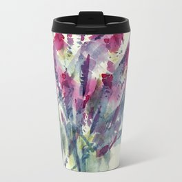 Flower Impression / Bursting Bouquet Travel Mug
