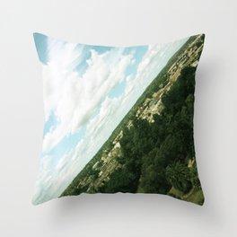 /Horizon/ Throw Pillow