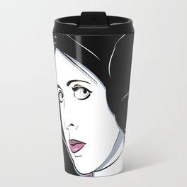 Princess Leia Pop Art Travel Mug