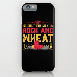 board game, settle, longest road iPhone Case