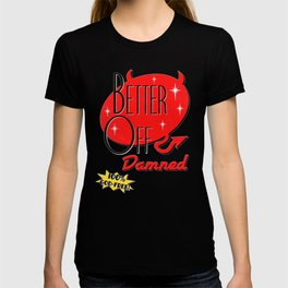 Retro Damned T-shirt