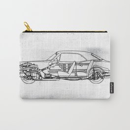 Muscle Car Carry-All Pouch