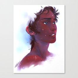 Lance Canvas Print