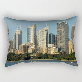 Sydney Central Business District Rectangular Pillow