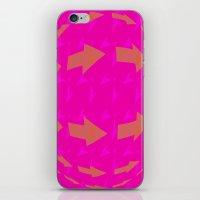 arrows iPhone & iPod Skins featuring ARROWS by Latidra Washington