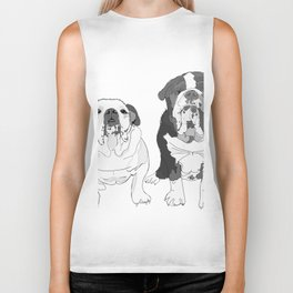 English Bulldog Brothers Biker Tank
