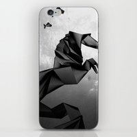 sea horse iPhone & iPod Skins featuring Sea Horse by JPeG