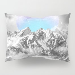 It Seemed To Chase the Darkness Away II Pillow Sham