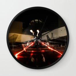 vulcan lights Wall Clock