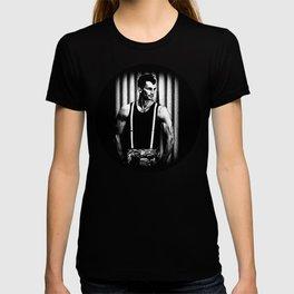 Suspenders T-shirt