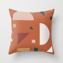 Abstract Geometric 32 Throw Pillow