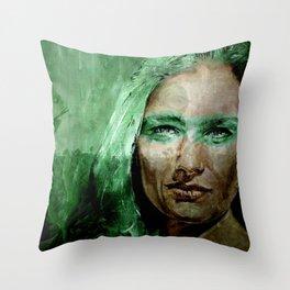CASTANEDA #2 Throw Pillow