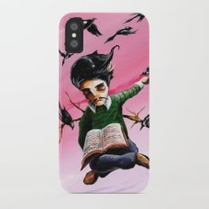 Edgar Allan Price Slim Case iPhone X