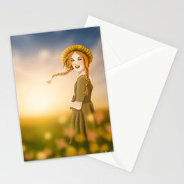 Anne of Green Gables Stationery Cards