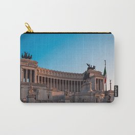 Victor Emmanuel Monument, Rome Carry-All Pouch