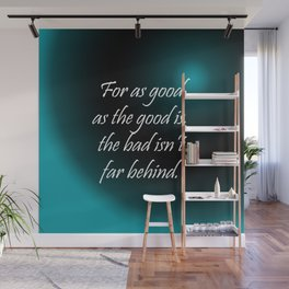 For As Good Wall Mural