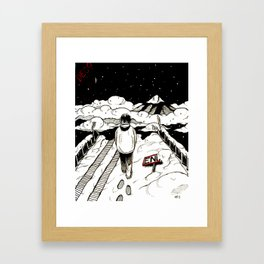 December 9, 2010 Framed Art Print